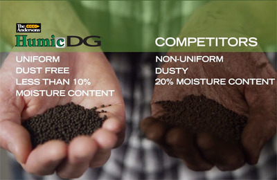 Humic DG - The Next Generation of Humic Acid